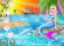 Mermaid Princess Magic Makeover