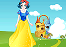 Fairy Tale Princess Dress Up Game