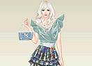 Butterfly Princess Dress Up Game