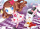 Cute Alice in Wonderland