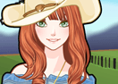 Cowgirl Look Makeover