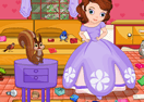 Sofia the First - Room Cleaning