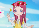 Sweet Little Angel Dress Up Game