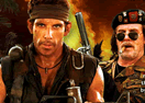 Tropic Thunder - Weapons Check