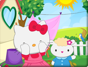 Hello Kitty – Hide and Seek