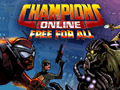 Champions Online: Free For All