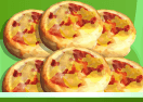 Mimi's Lunchbox - Mini Pizzas