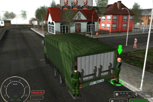 Garbage Truck Simulator Demo