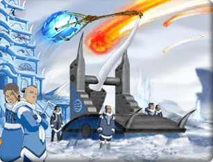 Jogo Avatar – Fortress Fight