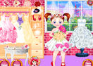 Princess Dede Sweet Dress Up