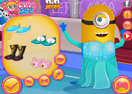 Minions Princess Design