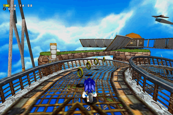Sonic Adventure DX Demo