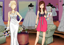 Wedding Dress Stylist
