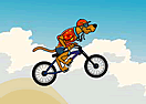 Scooby Doo - Beach BMX