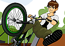 play Ben 10 - Super Bicycle Jogo do Ben 10