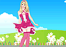 Peach Princess Dress Up Game