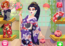 Legendary Fashion: Japanese Geisha