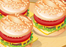 Cute Little Mini Burgers