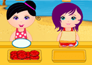 Kids Beach Restaurant