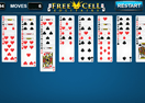Freecell Solitaire Gamepix