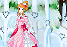 Cutest Winter Princess Dress Up
