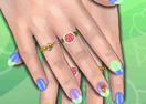 Ice Cream Nail Design