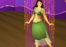 Belly Dancing Beauty Dress Up