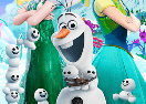 Olaf Winter Adventure
