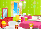 Hitech Girl Bedroom