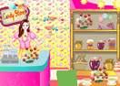 Candy Shop Decor