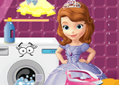 Princess Sofia Ironing