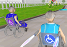 Wheelchair Race