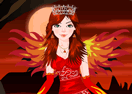 Fire Queen Dress Up