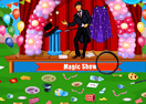 Magic Show Cleaning