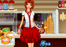 Ice Cream Café Dress Up