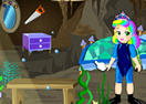 Princess Juliet Underwater Escape