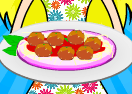 Kairi's Kitchen - Spaghetti and Meatballs