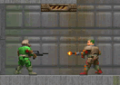 Flash Doom 2D