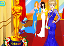 Red Carpet on Oscar Night