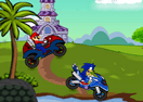 Jogo Mario Bike League Online Gratis