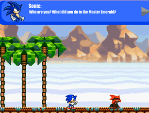 Jogo Sonic the Hedgehog: The Dawn of a New Era Online Gratis