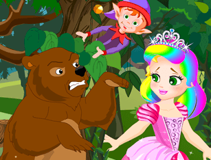 Princess Juliet – Forest Adventure